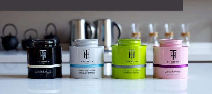 Maison Theodor – l'art du thé – Tea art !